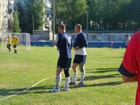 Открытое первенство г.Касли по мини-футболу. Лето 2012 года.